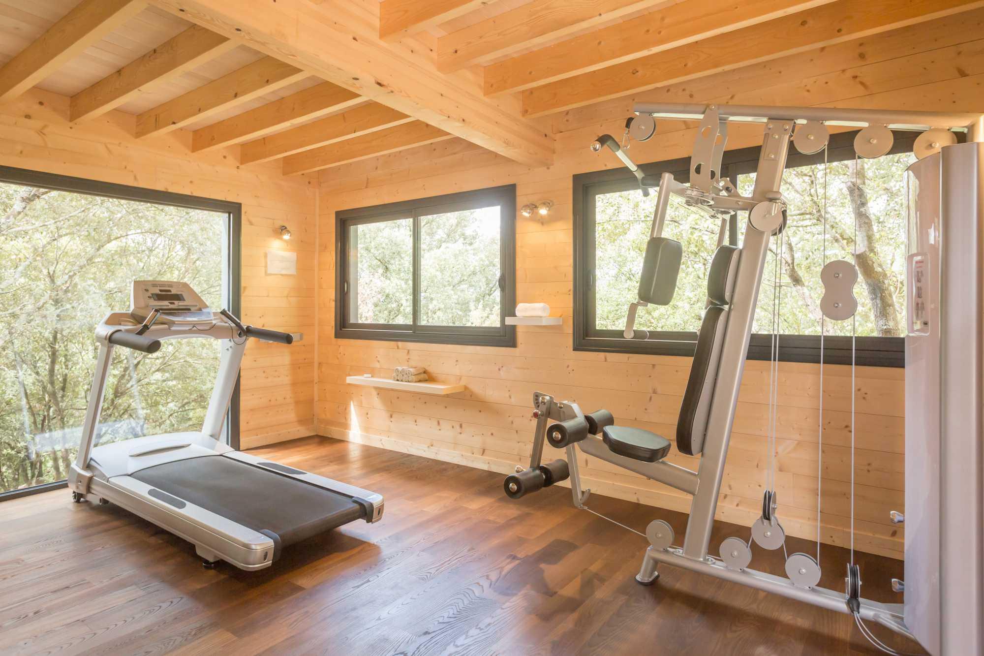 domaine sévenier espace bien etre spa salle de fitness 1 - Well-being (Spa)
