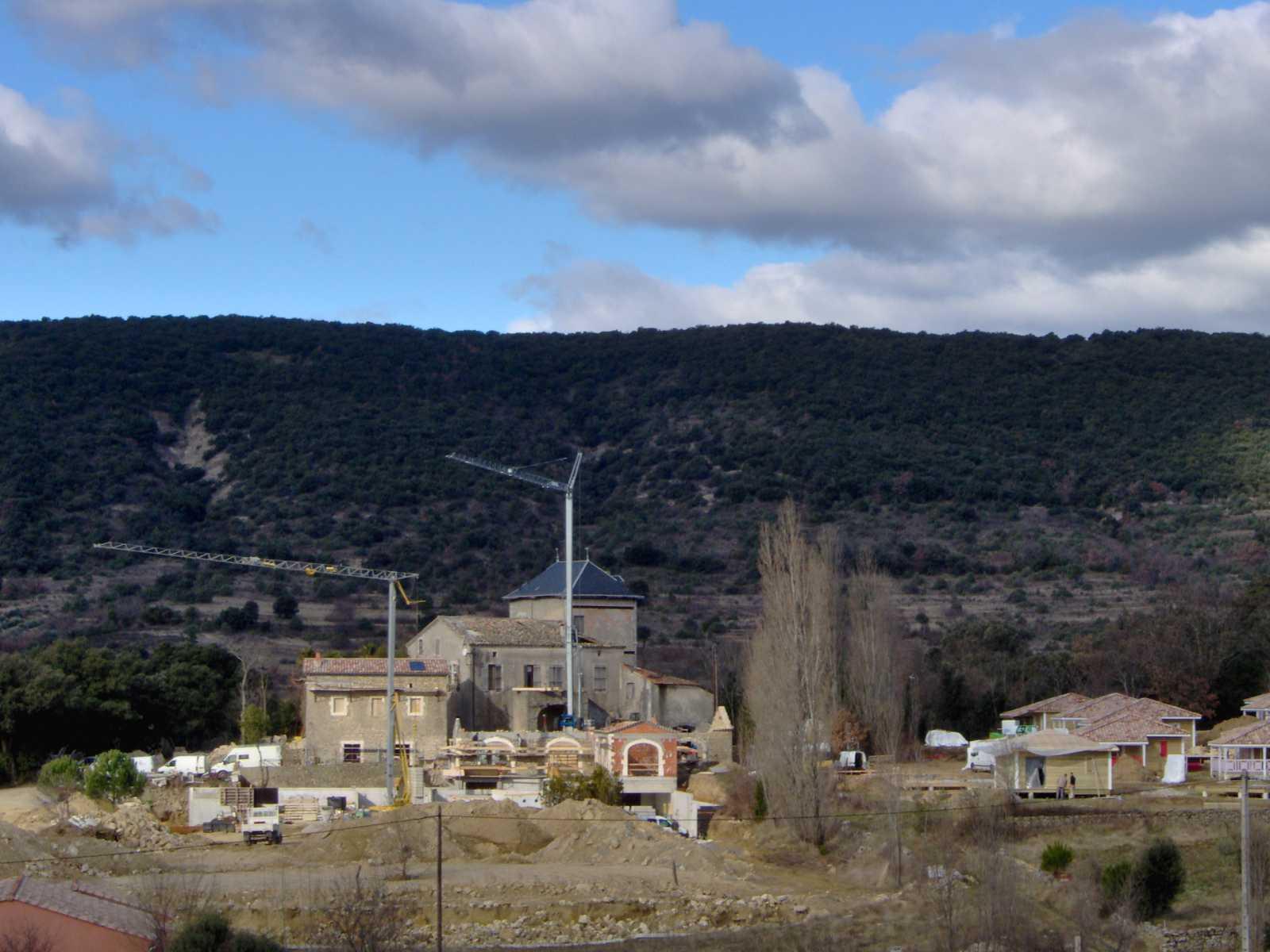 domaine de sevenier spa historique photo3 - Presentation