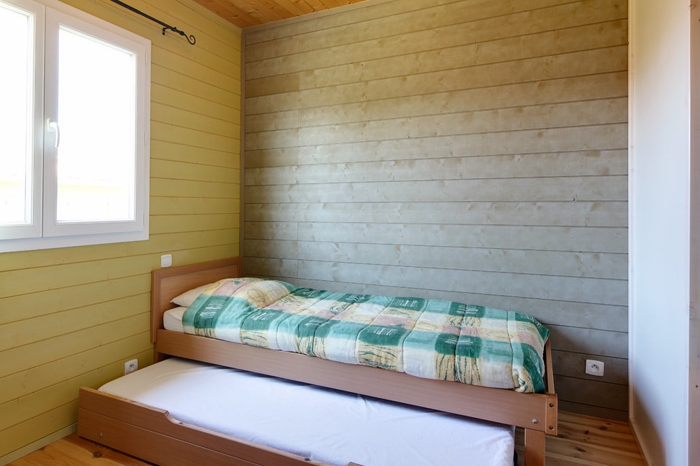 domaine sevenier camping location vacance en ardeche chalet frene 12 - Gallery