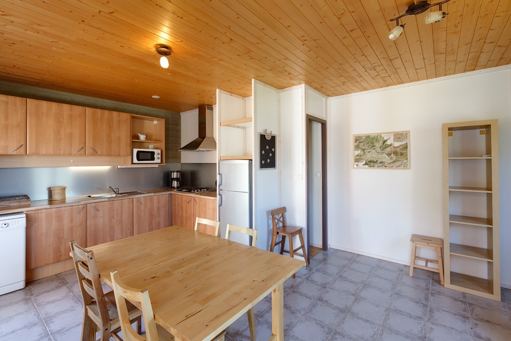 domaine sevenier camping location vacance en ardeche chalet frene 6 - Gallery
