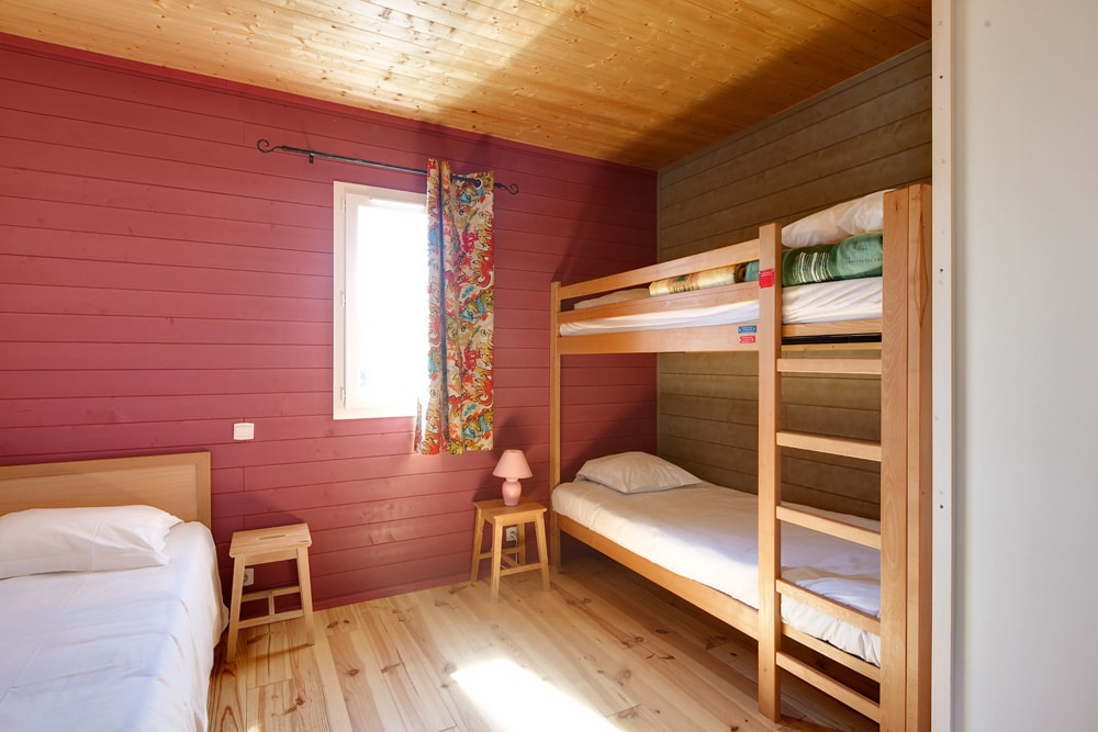 domaine sevenier camping location vacance en ardeche chalet micoucoulier 12 - Gallery