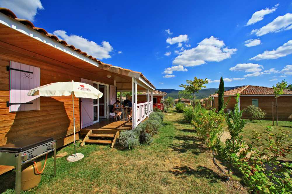 domaine sevenier camping location vacance en ardeche chalet micoucoulier 3 - Gallery