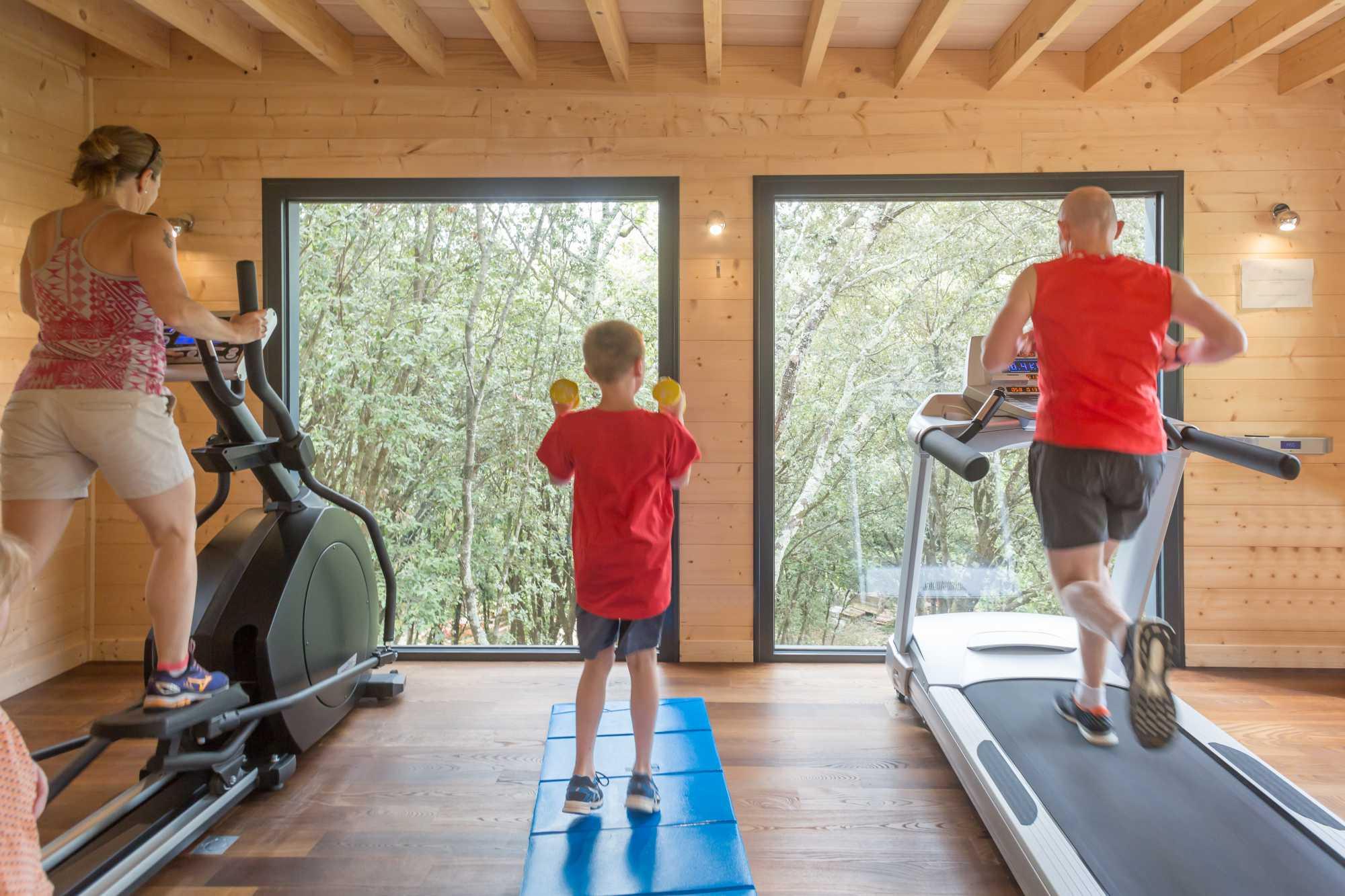 domaine sévenier espace bien etre spa salle de fitness 3 - Well-being (Spa)