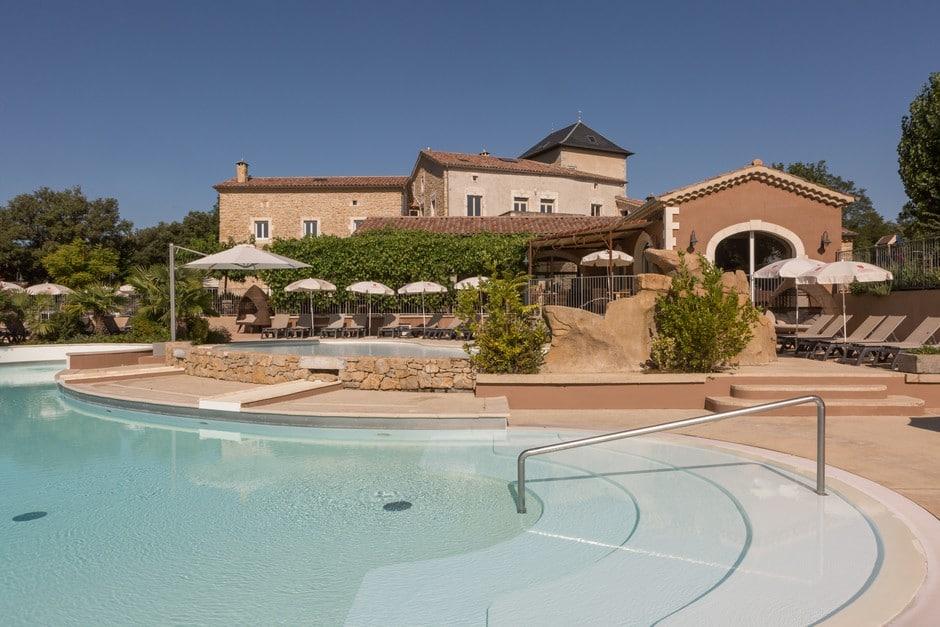 domaine sevenier camping 5 etoiles ardeche piscine galerie photo 23 - Swimming pool