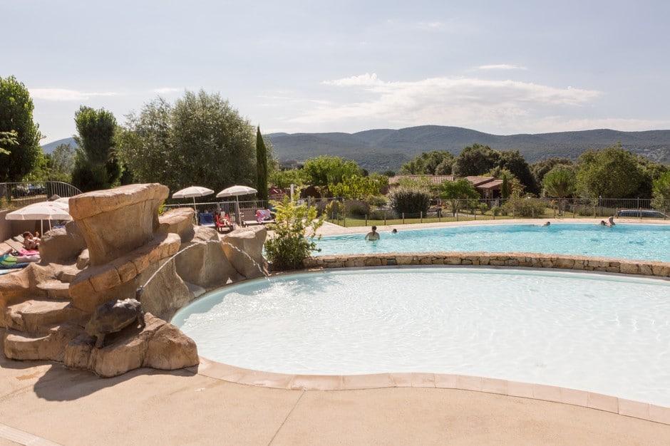 domaine sevenier camping 5 etoiles ardeche piscine galerie photo 30 - Swimming pool