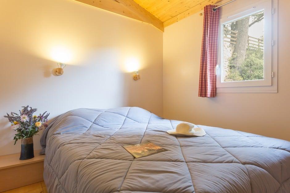 domaine sevenier camping location vacance en ardeche chalet chene blanc 4 - Gallery