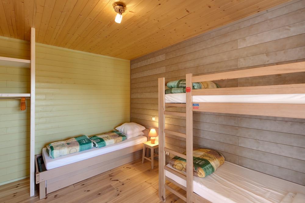 domaine sevenier camping location vacance en ardeche chalet olivier 3 - Gallery