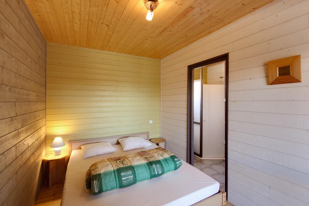 domaine sevenier camping location vacance en ardeche chalet olivier 5 - Gallery