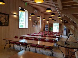 domaine de sevenier and spa seminaire Le chai 300x225 - Seminar / Reception