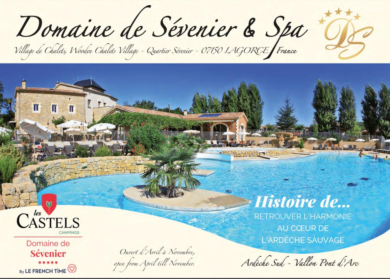 domaine de sevenier and spa cover brochure - Practical information